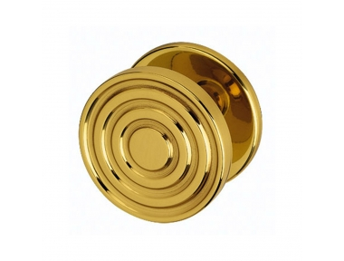Verona Knob on Round Rose of Classic Tradition Made in Italy Bal Becchetti