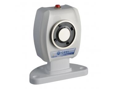 VIRP5024 Floor Mounted Firedoor Electromagnetic Lock 50Kg 24V DC CDVI