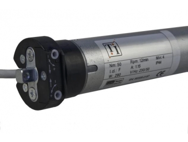 Work 45 45Nm 100kg Tubular Motor for Rolling Shutter Tech International