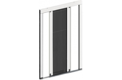Mosquito Net 1 0:22 Gioconda Reversible Door Network Pleated Zanzar Sistem