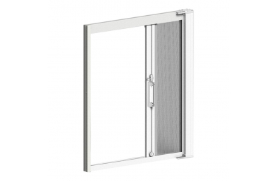 Side Mosquito Net 1 Door with Micro Zanzar Magnet