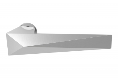 Zeit Contemporary Door Handle Winner Good Design Award by Mandelli