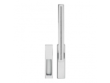 Zen Mesh 1616 MN Pull-Up Handle Linea Calì with Swarovski Crystals